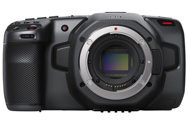 Alquiler de Blackmagic Pocket Cinema Camera 6K