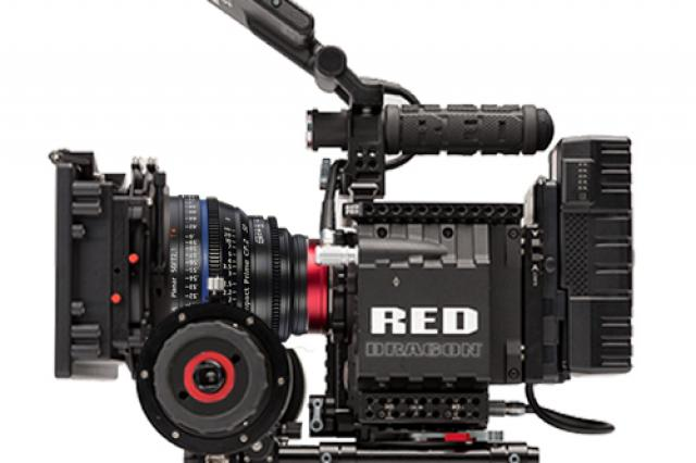 Alquiler de RED Epic Dragon